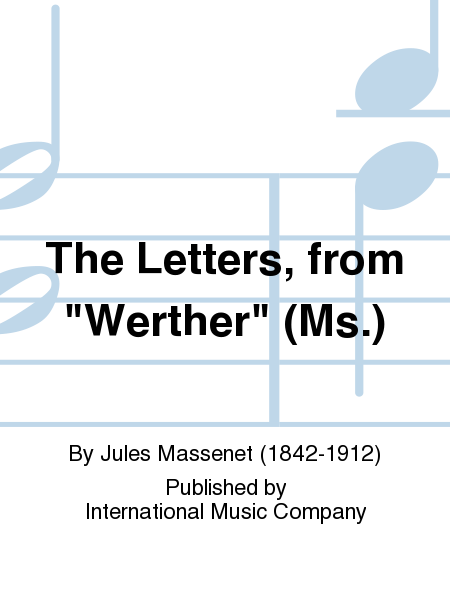 The Letters, from