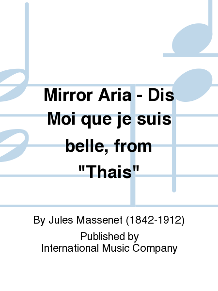 Mirror Aria - Dis Moi que je suis belle, from
