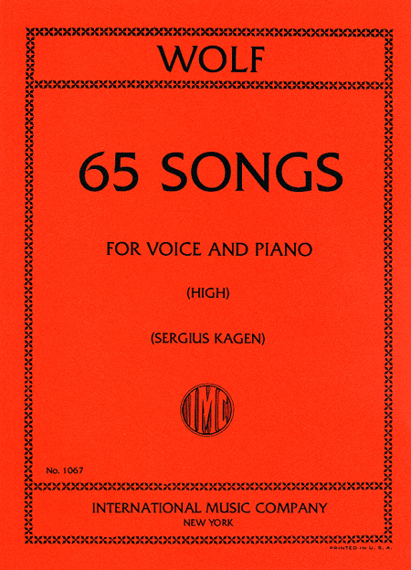 65 Songs. Selected by SERGIUS KAGEN - High