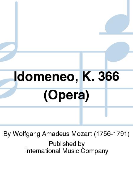 Idomeneo, K. 366 (Opera)