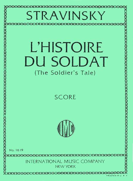 L'Histoire du Soldat (A Soldier's Tale)