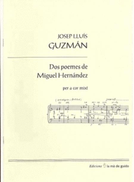 Dos poemes de Miguel Hernandez