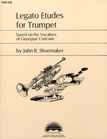 Legato Etudes for Trumpet