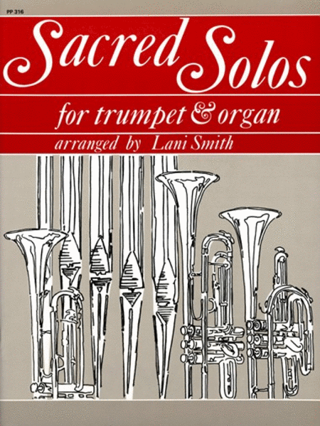 Sacred Solos for Trumpet and Organ