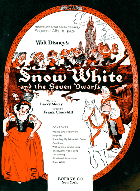 Snow White And The Seven Dwarfs (Original Souvenir Editions)