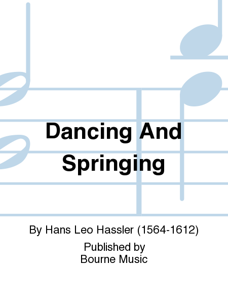 Dancing And Springing