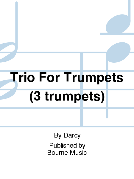 Trio For Trumpets (3 trumpets)