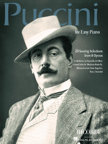 Puccini for Easy Piano