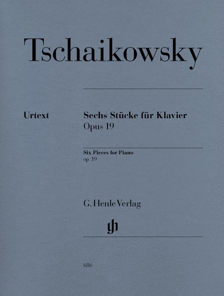 6 Piano Pieces, Op. 19