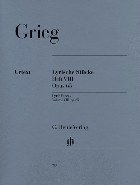 Lyric Pieces, Volume VIII Op. 65