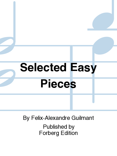 Selected Easy Pieces