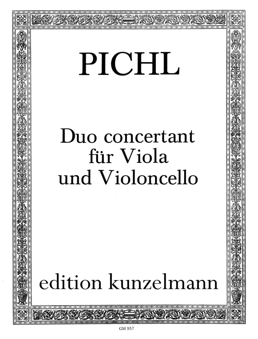 Duo concertant Op. 16