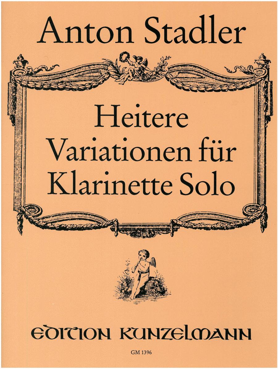 Cheerful Variations