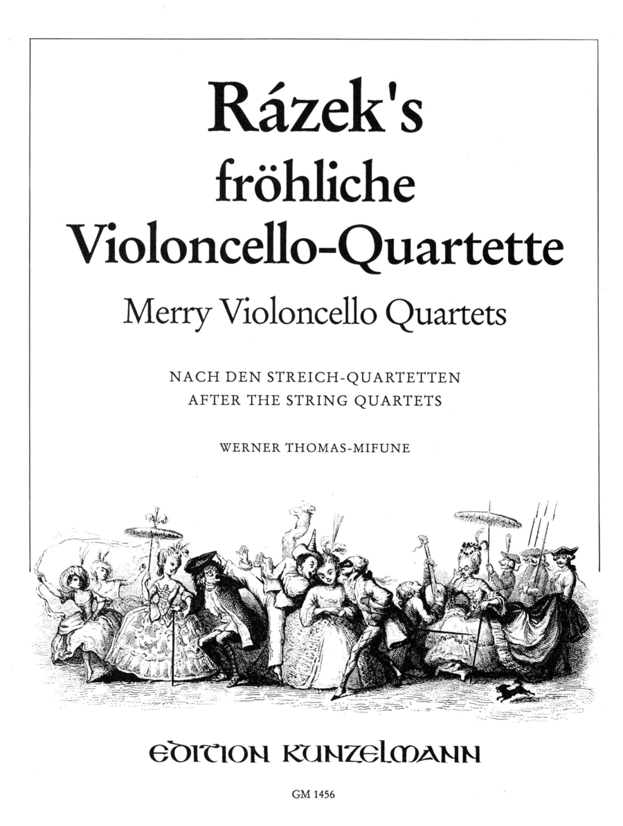 Razek's Merry String Quartets