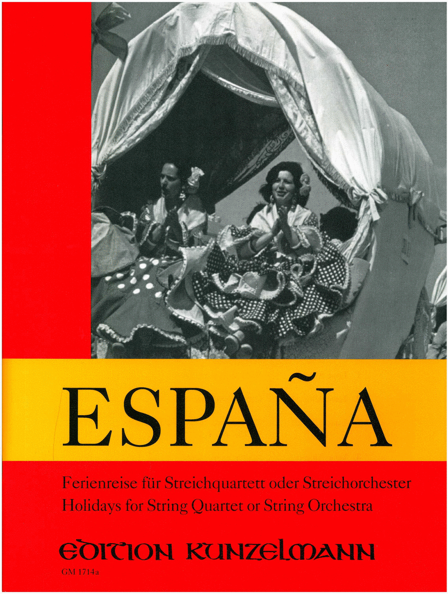Holiday in Spain (Ferienreise Espu)