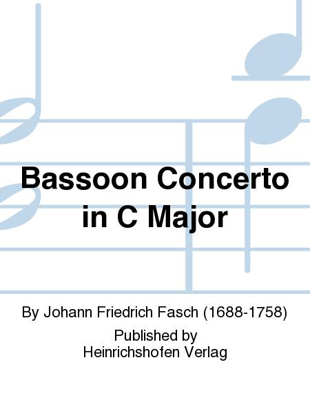 Bassoon Concerto in C Major