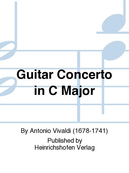 Guitar Concerto in C Major