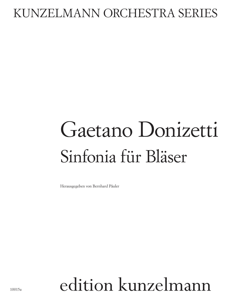 Sinfonia for Winds