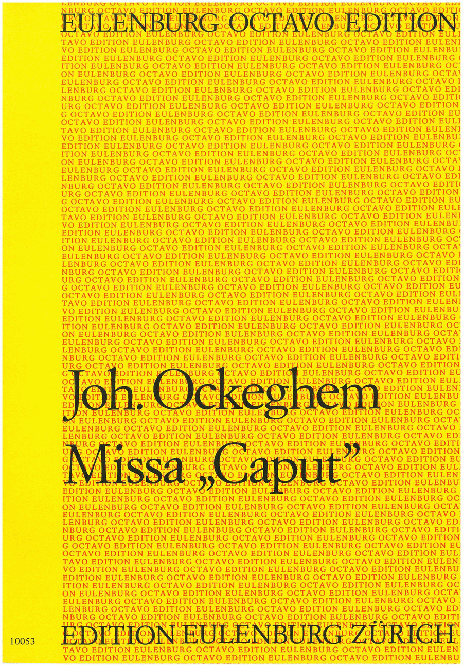 Missa Caput