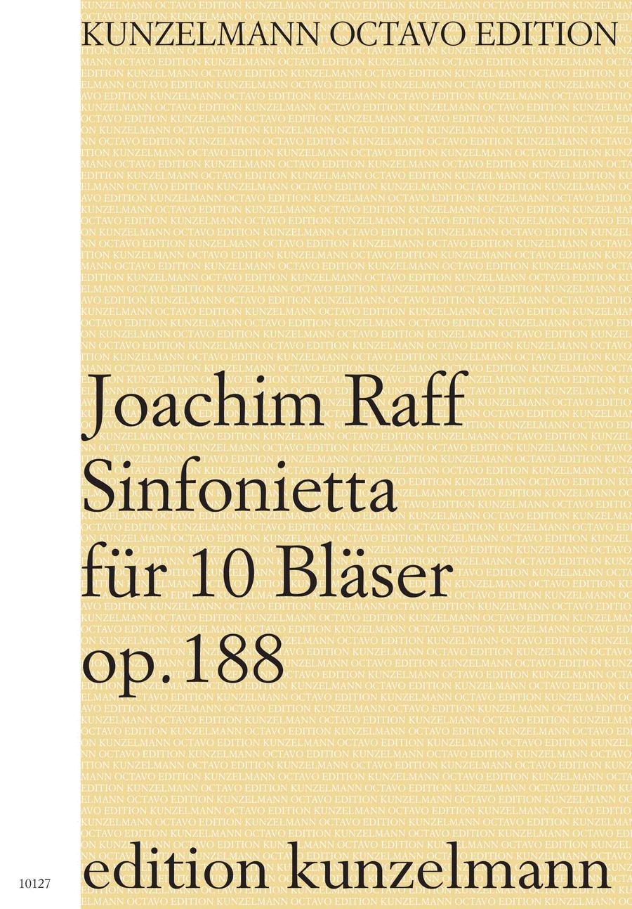 Sinfonietta Op. 188