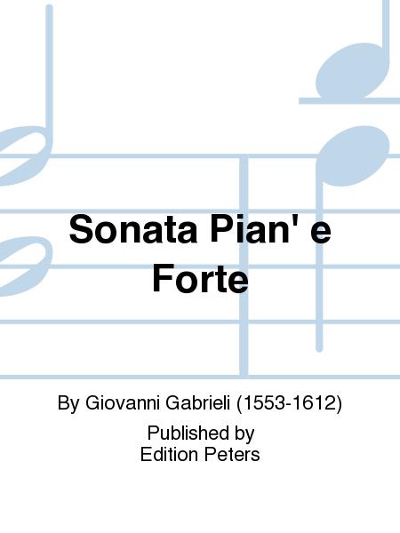 Sonata Pian' e Forte
