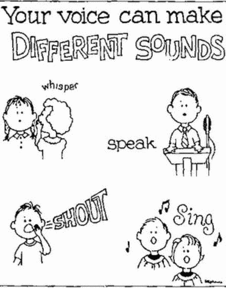 how to make voice clear and soft