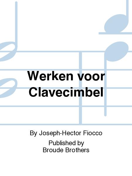 Werken voor Clavecimbel