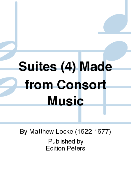 Suites (4) Made from Consort Music