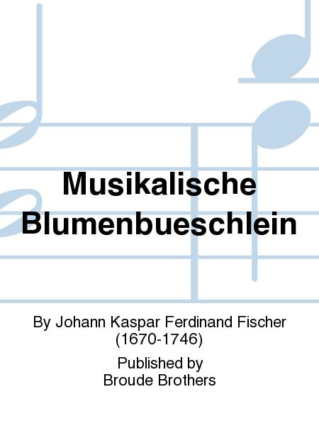 Musikalische Blumenbueschlein