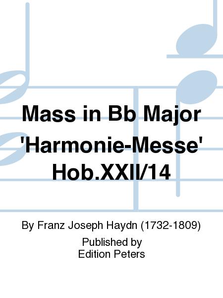 Mass in Bb Major