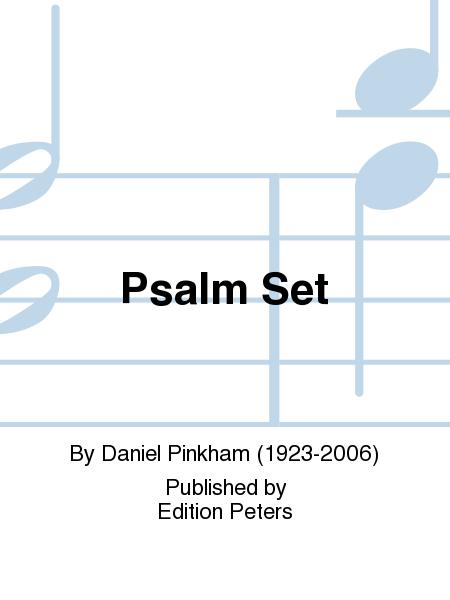 Psalm Set