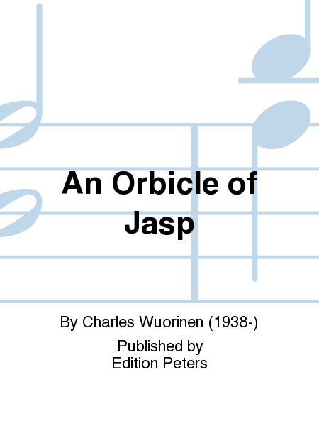 An Orbicle of Jasp