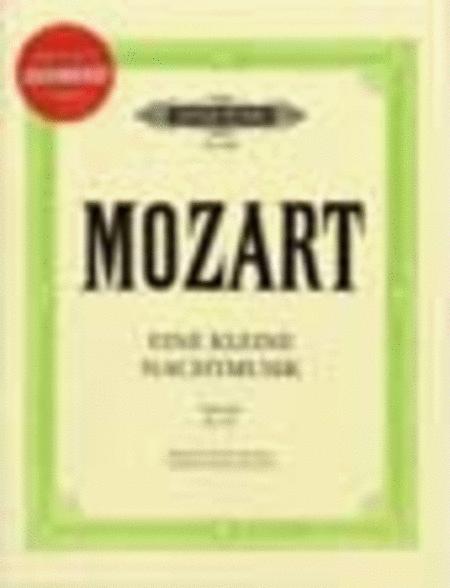 Eine Kleine Nachtmusik (Serenade) K.525