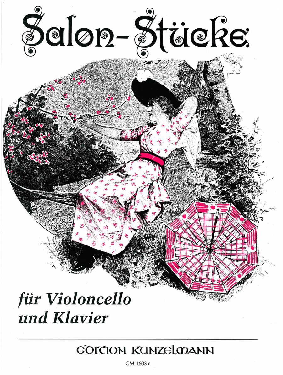 Salon Pieces - Volume 1