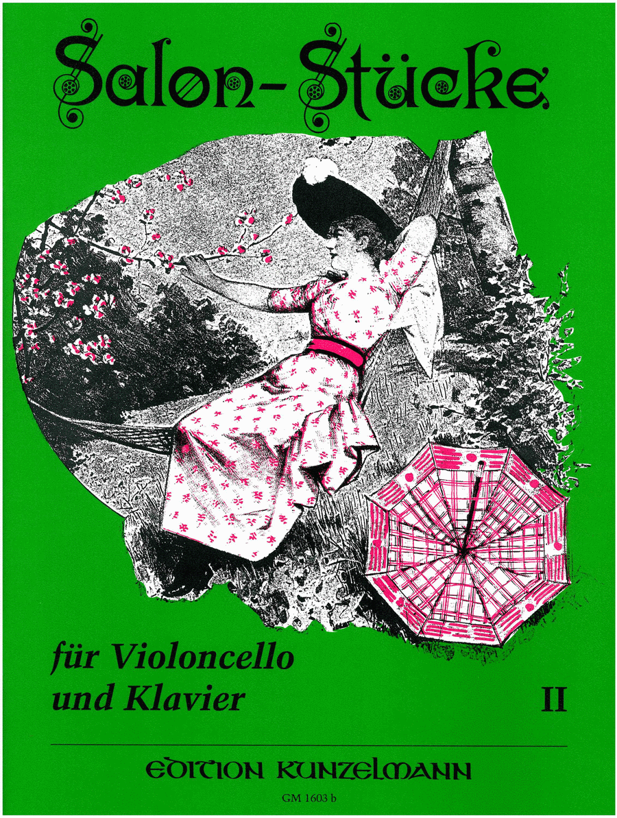 Salon Pieces Vol. 2