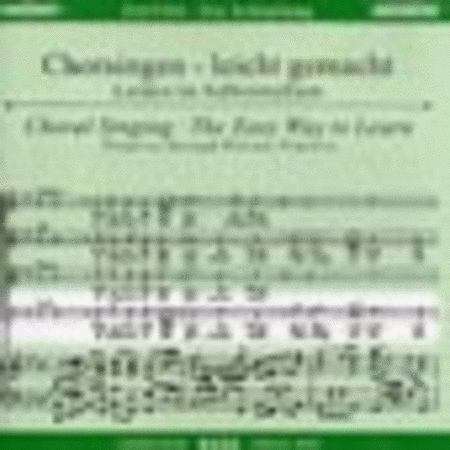 The Creation - Choral Singing CD (Bass)