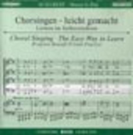 Mass No. 2 in G Major - Choral Singing CD (Bass)
