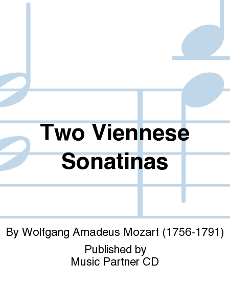 Two Viennese Sonatinas