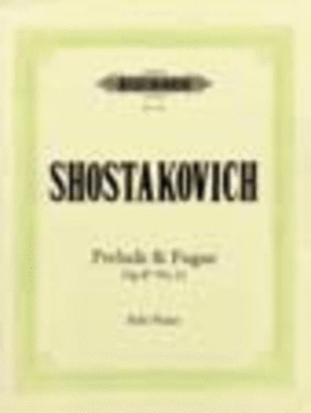 Prelude & Fugue Op. 87 No. 11 in B