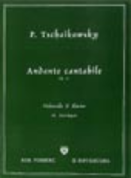 Andante Cantabile Op. 11