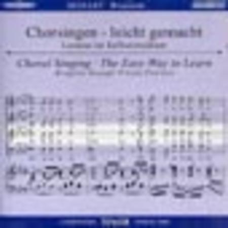 Requiem - Choral Singing CD (Tenor)