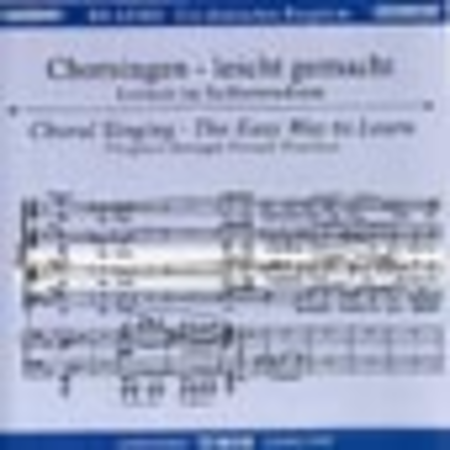 German Requiem - Choral Singing CD (Tenor)