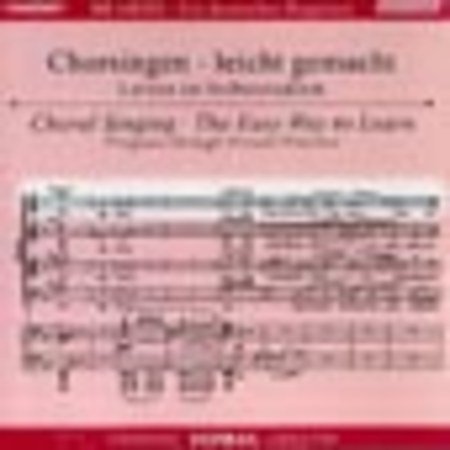 German Requiem - Choral Singing CD (Soprano)