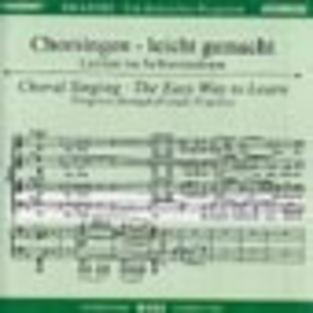 German Requiem - Choral Singing CD (Bass)