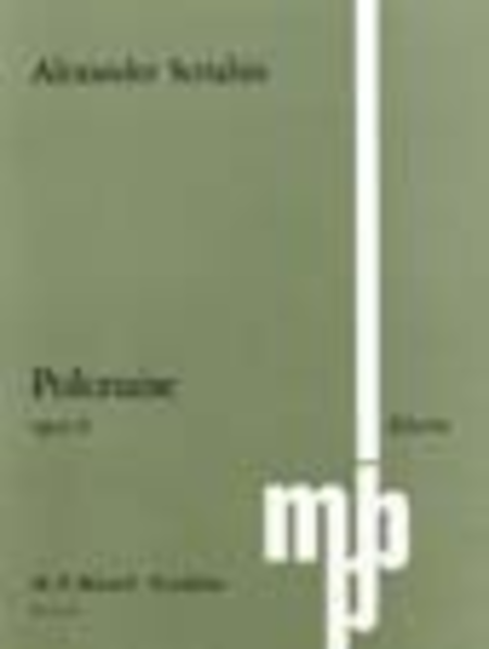 Polonaise in b-flat minor Op. 21