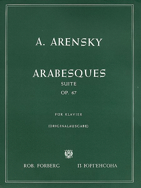 Arabesques-Suites Op. 67