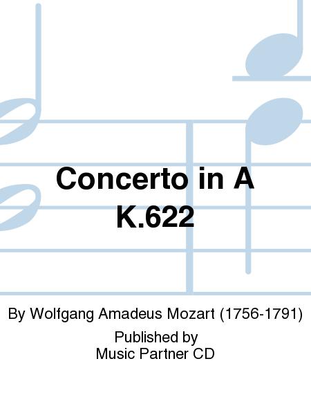 Concerto in A K.622