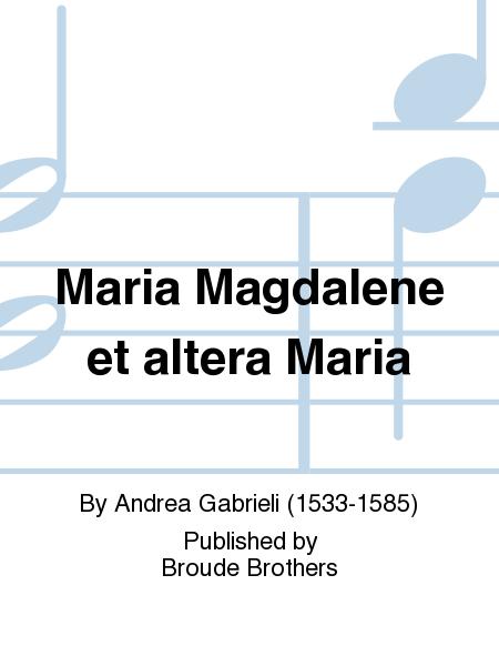 Maria Magdalene et altera Maria