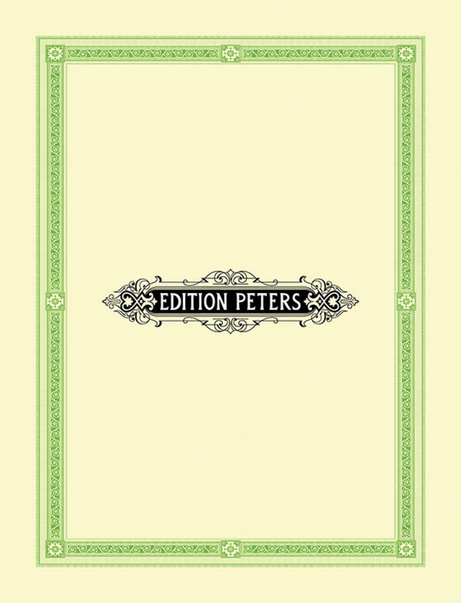 Samtliche Lieder - Band I, Op. 2-49