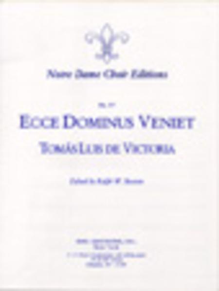 Ecce Dominus veniet